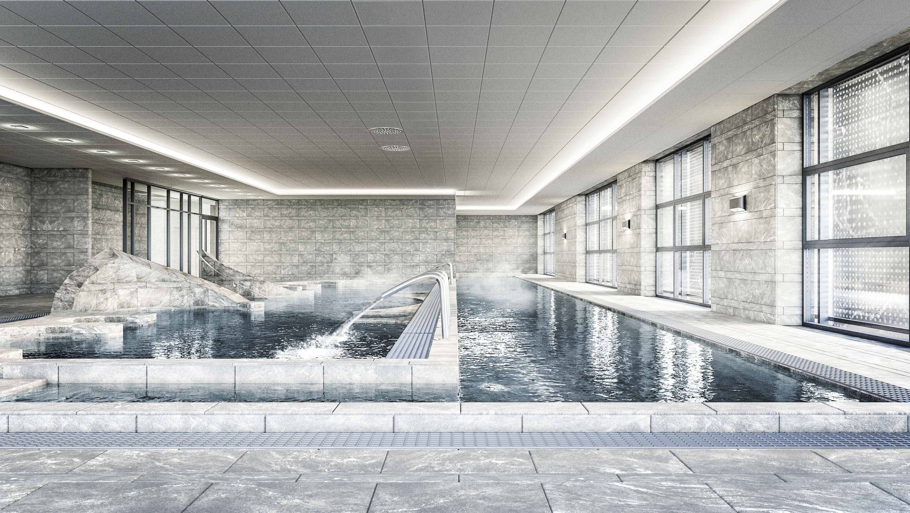 Hotel cure thermale savoie grand spa thermal brides les - Cure thermale eugenie les bains ...